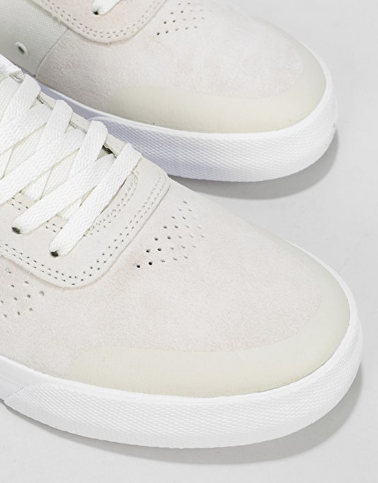 DC Switch Plus S Skate Shoes - White