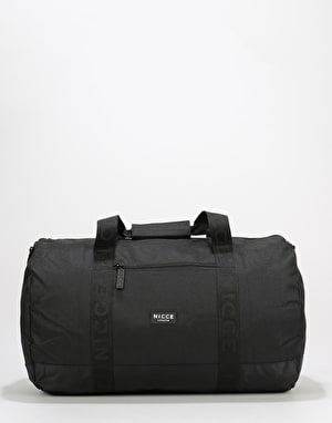 Nicce Samy Duffel Bag - Black