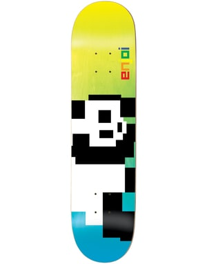 Enjoi 8 Bit Panda Team Deck - 8