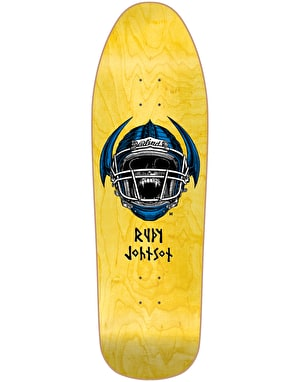 Blind Johnson Jock Skull SP Reissue Skateboard Deck - 9.875