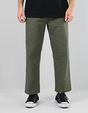 Obey Lagger Patch Pocket Pant - Army