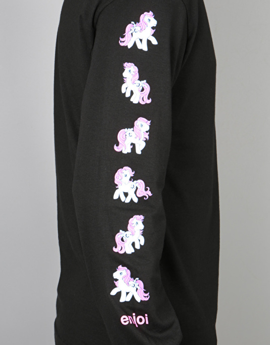 Enjoi x My Little Pony LS T-Shirt - Black