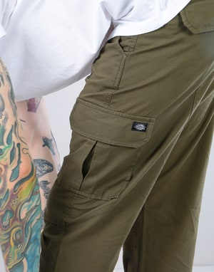 Dickies Edward Sport Pants - Dark Olive