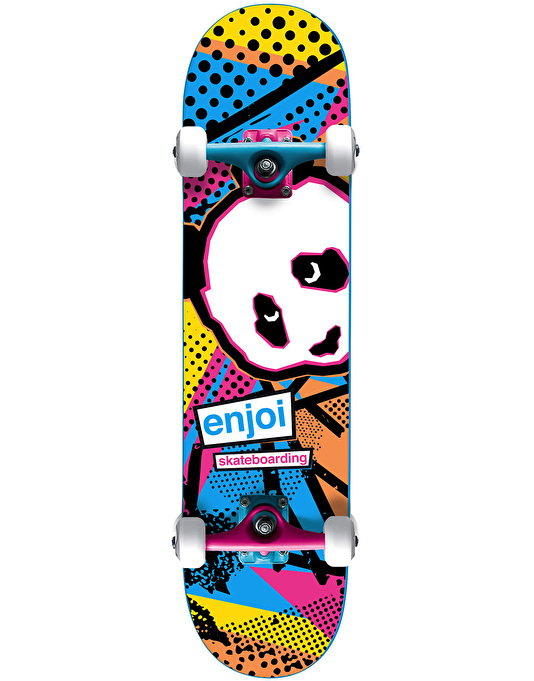 Enjoi 1985 Called Premium Complete Skateboard - 7.75""