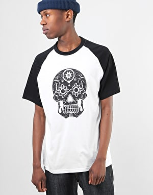 Original Calavera T-Shirt - White/Black
