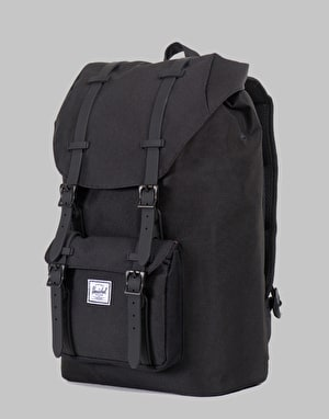 Herschel Supply Co. Little America Backpack - Black/Black Rubber