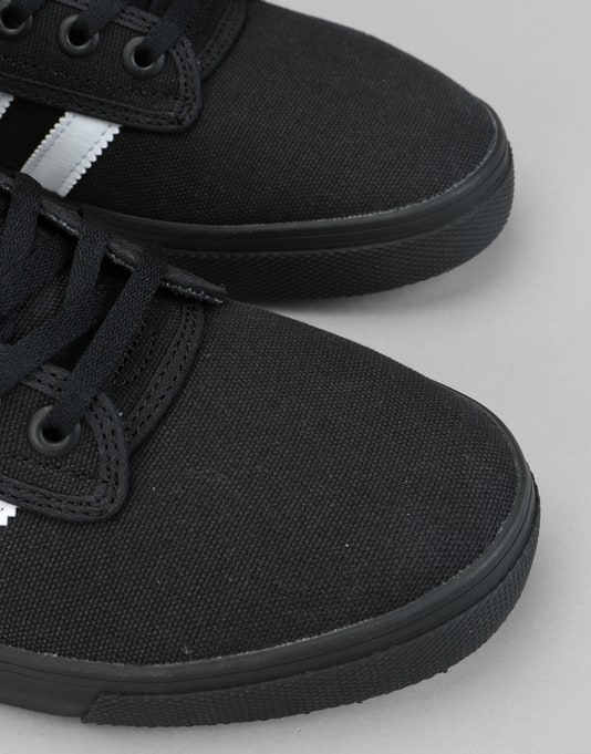 Adidas Kiel Skate Shoes - Core Black/White/Core Black