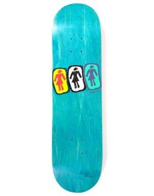 Girl Brophy Sketchy OG Pro Deck - 8