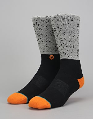 Stance Expedition Classic Crew Socks - Orange