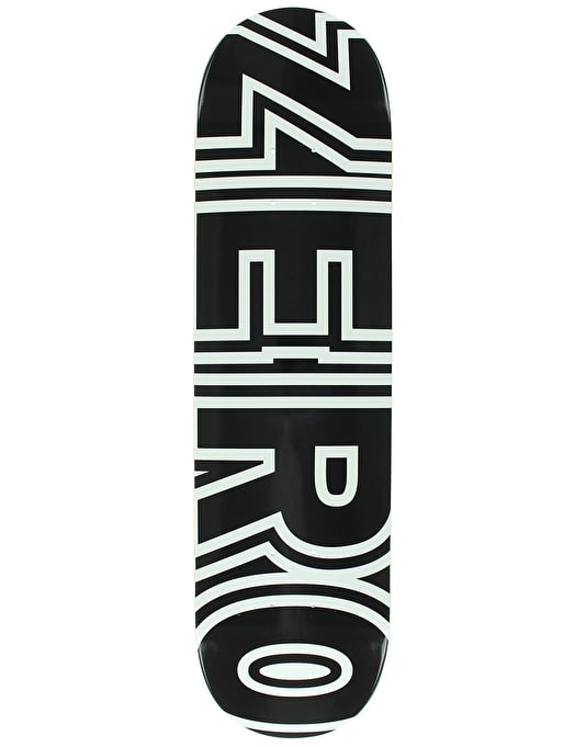 Zero Bold Team Deck - 7.75""