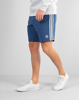 Adidas Aerotech Shorts - Noble Indigo/Grey One