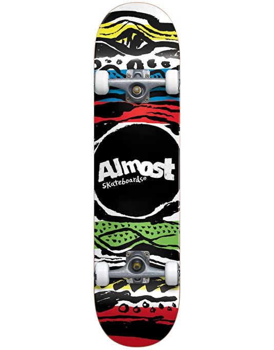"""Almost Primal Print Complete - 7.75"""""""