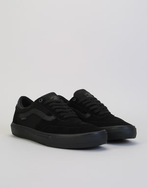 Vans Gilbert Crockett 2 Pro Skate Shoes - (Suede) Blackout