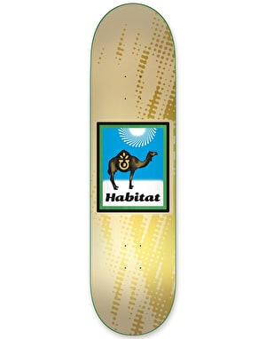 Habitat Camel Team Deck - 8.5