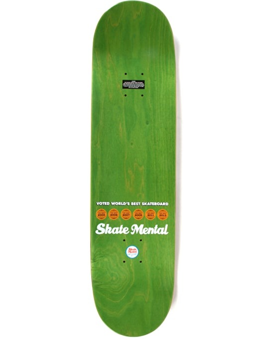 Skate Mental Plunkett Photo Hunt Pro Deck - 8.625""