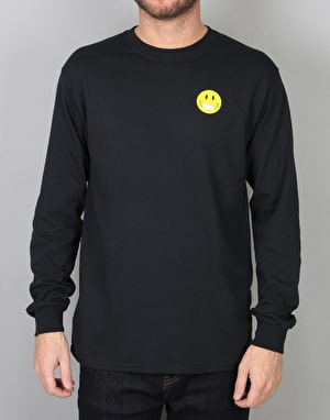 RIPNDIP Everything Will Be OK Longsleeve L/S T-Shirt - Black