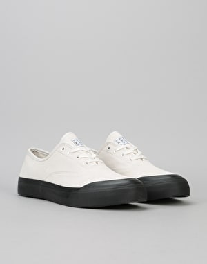 HUF Cromer Pro Skate Shoes - White/Black