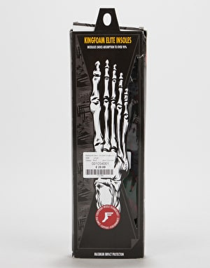 Footprint Jaws Zombie Kingfoam Elite Insoles
