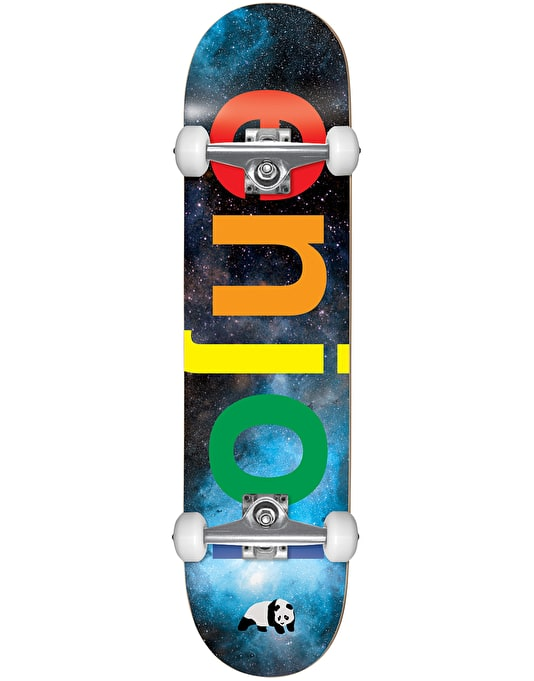 Enjoi Spectrum Space Complete Skateboard - 8""
