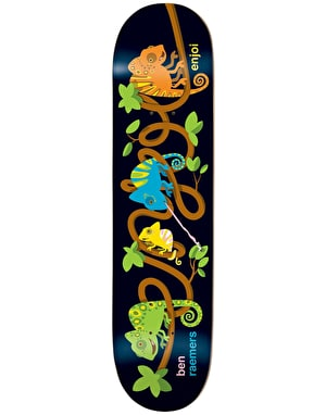 Enjoi Raemers Intertwined Impact Light Skateboard Deck - 8