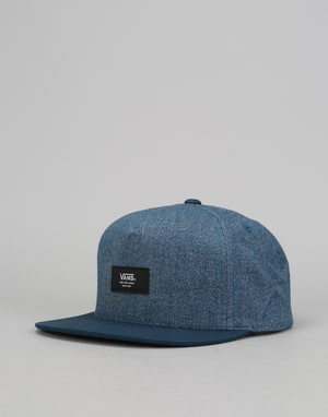 Vans Toulan Snapback Cap - Dress Blues