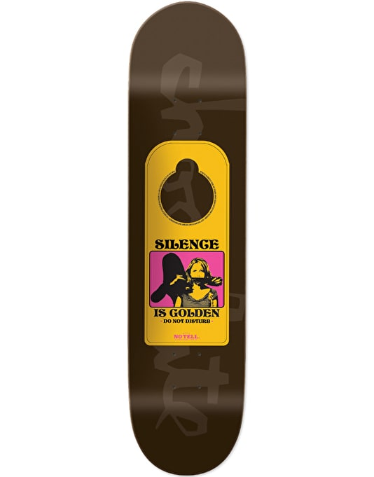 Chocolate Brenes Door Hangars Pro Deck - 8.5""