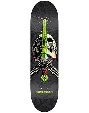 Powell Peralta Skull & Sword One Off Team Deck - 7.88