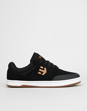 Etnies x Michelin Marana Skate Shoes - Black/Tan