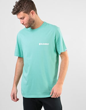 Element Blazin Chest Pastel T-Shirt - Mint