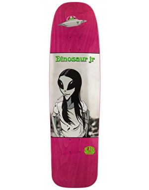 Alien Workshop x Dinosaur Jr. Green Dream Old School Deck - 8.75