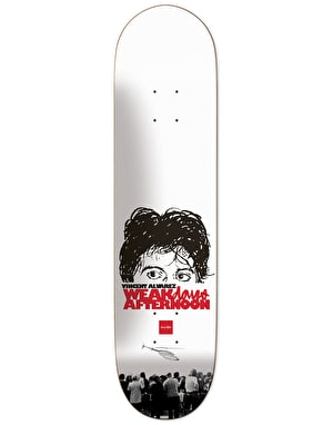 Chocolate Alvarez Afternoon Skateboard Deck - 8