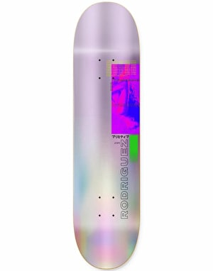 Primitive Rodriguez New Future Skateboard Deck - 8