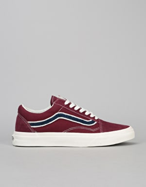 Vans Old Skool Skate Shoes - (MLX) Patch/Port Royale/Dress Blues