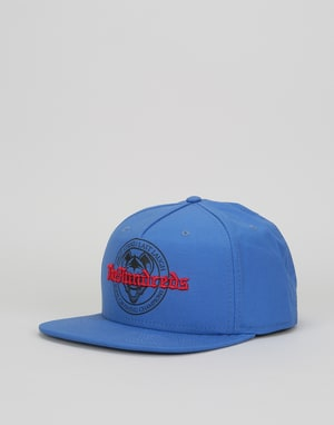 The Hundreds Strike Snapback Cap - Blue