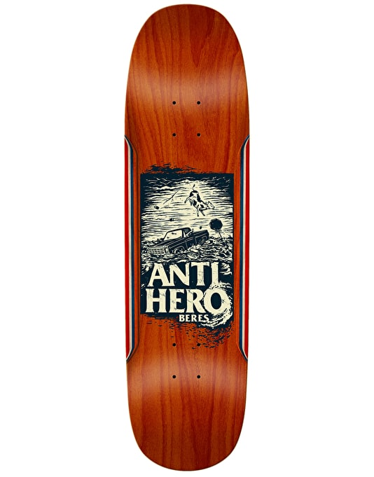 Anti Hero Beres Hurricane Pro Deck - 8.63""