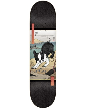 Real x Mister Tucks Walker Zodiac  Skateboard Deck - 8.06