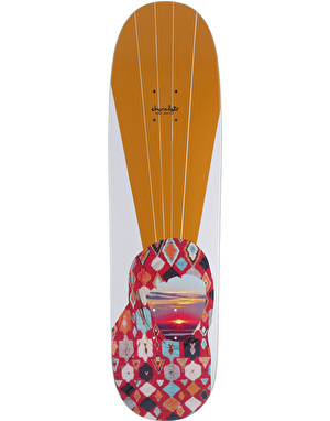 Chocolate Anderson 'SKIDUL' Goddess Skateboard Deck - 8.5