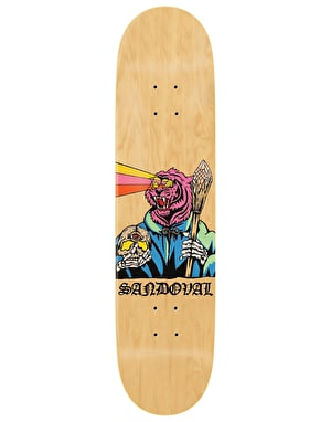 Zero Sandoval Boss Dog Skateboard Deck - 8.125