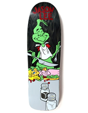 Prime Heritage Lee Grinch Feast OG Shape Skateboard Deck - 9.75