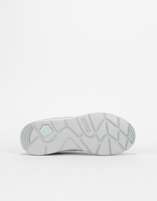 Etnies Scout XT Womens Trainers - Light Grey