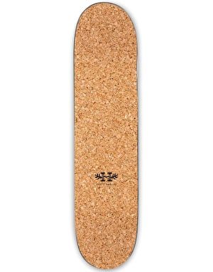 Habitat Rock Camo Cork Team Deck - 8.25
