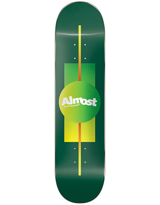 Almost Gradient Skateboard Deck - 7.5""