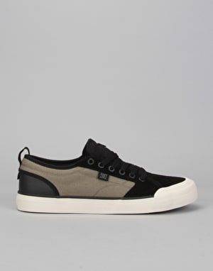 DC Evan Smith S Skate Shoes - Military/Black