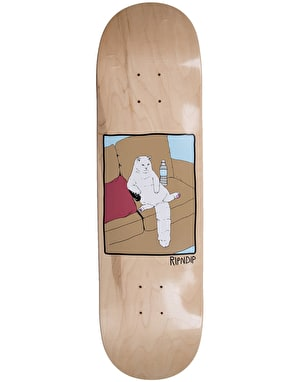RIPNDIP Couch Potato Skateboard Deck - 8