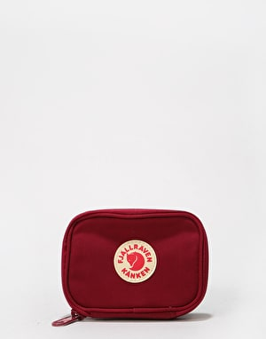 Fjällräven Kånken Card Wallet - Ox Red