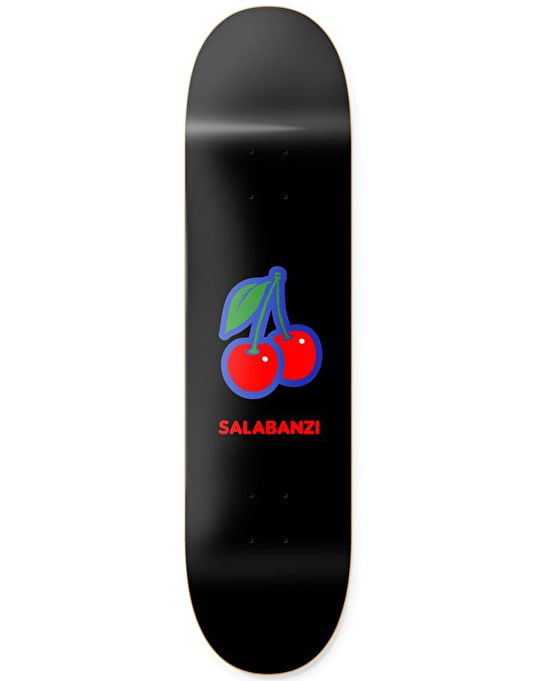 Primitive Salabanzi Scratch & Sniff Cherries Skateboard Deck - 8.25""