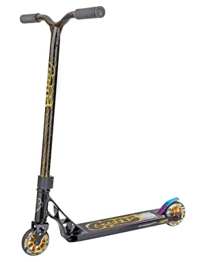 Grit Fluxx 2018 Scooter - Black/Laser Gold