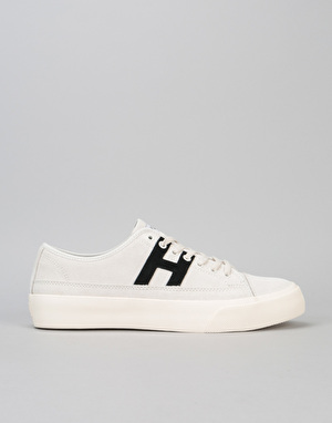 HUF Hupper 2 Lo Skate Shoes - Cream/Black