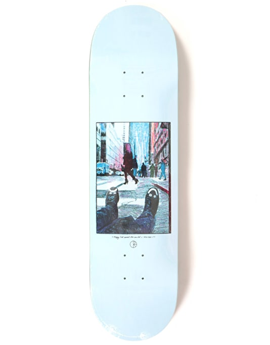 Polar Happy Sad Around The World - New York City Team Deck - 8.5""