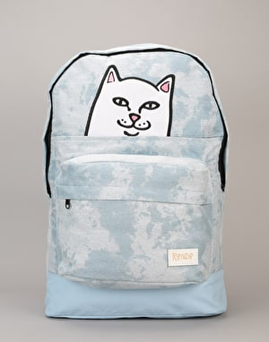 RIPNDIP Lord Nermal Backpack - Clouds